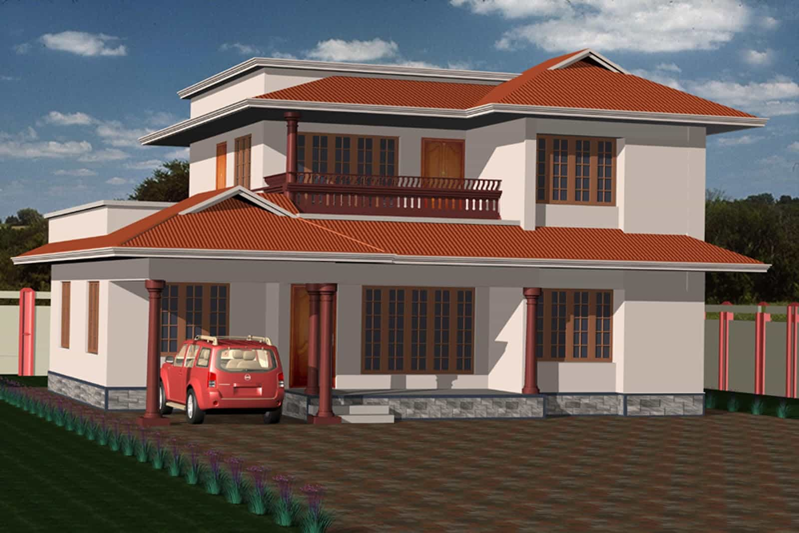 kerala home design traditional at 2050