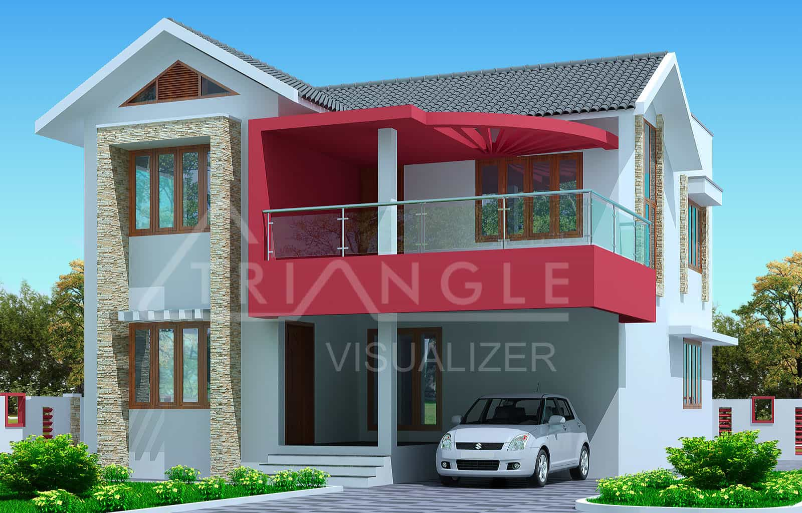House plan latest bedroom exterior house design luxury home interior